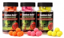 Бойлы Tandem Baits SF Fluo Mini Pop-Up Boilies 12mm