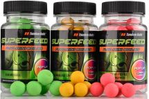 Бойлы Tandem Baits SF Fluo Mini Pop-Up Boilies 12mm 35g