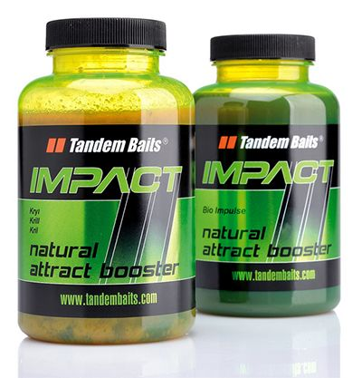 Бустеры Tandem Baits IMP Natural Attract Booster 300ml - недорого | CarpZander