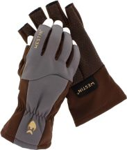 Перчатки Westin W4 QuickGrip Half-Finger Glove Chestnut Grey