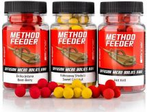 Бойлы Winner Method Feeder Diffusion Pop-Up Micro Boilies 8mm 40g