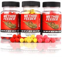 Бойлы Winner Method Feeder Fluo Pop-Up Micro Boilies 8mm 35g