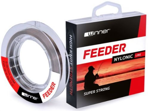 Леска Winner Nylonic Power Feeder line 150m - недорого | CarpZander