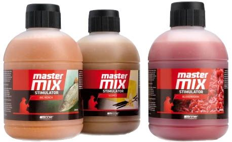 Стимулятор Winner Master Mix Stimulator 300ml - недорого | CarpZander