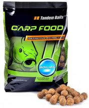 Бойлы Tandem Baits Carp Food Boilies 1kg 18mm Banana Cream