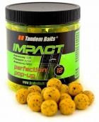 Бойлы Tandem Baits IMP Perfection Pop-Up 250ml 12mm Black Halibut