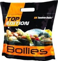 Бойлы Tandem Baits Top Edition Boilies 20mm 1kg Banana & Spicy