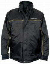 Куртка утеплённая Shimano Breathable Padded Jacket B/Y XXL