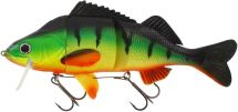 Воблер Westin Percy the Perch 20cm Low Floating Crazy Firetiger