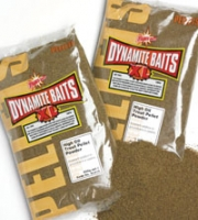 Прикормка Dynamite Baits High Oil Trout Pellet Powder 1kg