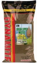 Прикормка Dynamite Baits XL Green Lipped Mussel Method Mix 2kg