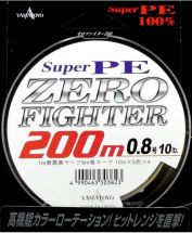 Шнур Yamatoyo Super PE Zero Fighter 200m #1.5 20lb