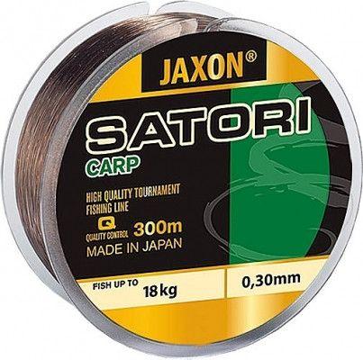 Купить Леска Jaxon Satori Carp 300m/600m ― Carp Zander