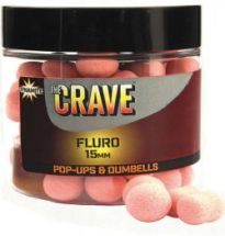 Бойлы Dynamite Baits Pop-Ups Fluro The The Crave 15mm