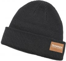 Шапка Simms Basic Beanie Black One Size