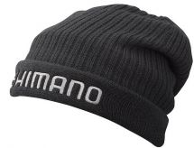 Шапка Shimano Breath Hyper +°C Flieece Knit 18 Black