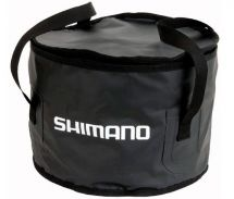 Ведро Shimano Groundbait Bowl 20x32cm Black