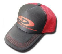 Бейсболка O.S.P Logo Mesh Cap Black Red