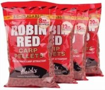 Пеллетс Dynamite Baits Carp Pellets Robin Red Pre-Drilled 900g