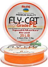 Шнур Ntec FlyCat Orange
