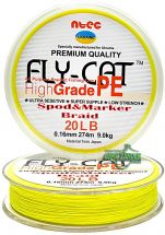 Шнур Ntec FlyCat Yellow