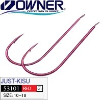 Крючки Owner 53101 Just-Kisu
