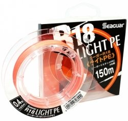 Шнур Seaguar R18 Light PE х4 150m
