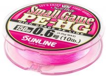 Шнур Sunline Small Game PE-HG 150m