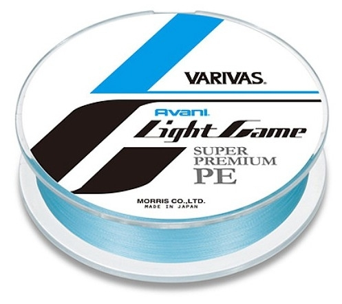 Шнур Varivas Avani Light Game Superr Premium PE - недорого | CarpZander