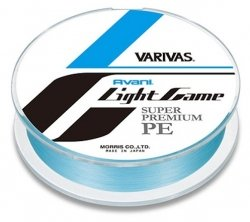 Шнур Varivas Avani Light Game Superr Premium PE