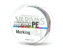 Шнур Varivas High Grade PE X4 Marking