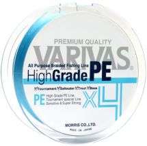 Шнур Varivas High Grade PE X4 150m Water Blue New