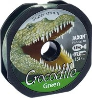 Леска Jaxon Crocodile Green 150m