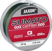 Шнур Jaxon Sumato Cat Fish 250m